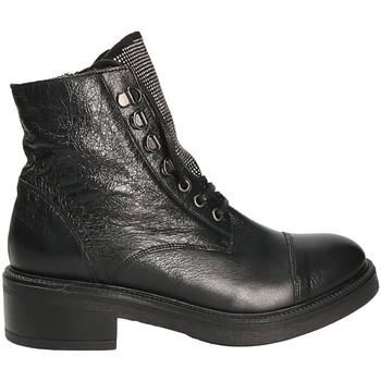Topánky Ženy Čižmičky Mally 6019 čierna