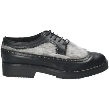 Topánky Ženy Derbie Mally 4665SD čierna