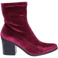 Topánky Ženy Čižmičky Fornarina PI18LI1126A077 Červená