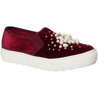 Topánky Ženy Slip-on Fornarina PI18RU1149A073 Červená