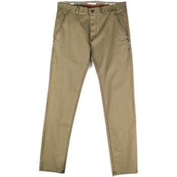 Oblečenie Muži Nohavice Chinos a Carrot Gaudi 811FU25033 Zelená