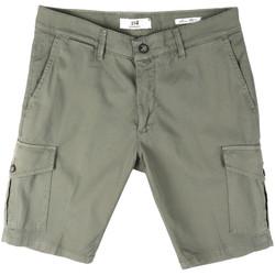 Oblečenie Muži Šortky a bermudy Sei3sei PZV130 8157 Zelená