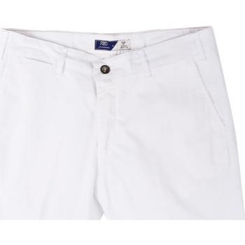 Oblečenie Muži Šortky a bermudy Sei3sei PZV132 81497 Biely