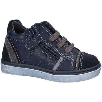 Topánky Chlapci Polokozačky Melania ME1133B7I.B Modrá