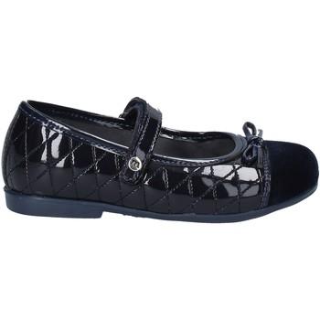 Topánky Dievčatá Balerínky a babies Melania ME2110D7I.C Modrá