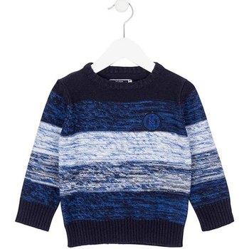 Oblečenie Deti Svetre Losan 725 5000AC Modrá