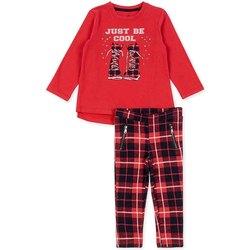 Oblečenie Dievčatá Komplety a súpravy Losan 726 8013AD Červená