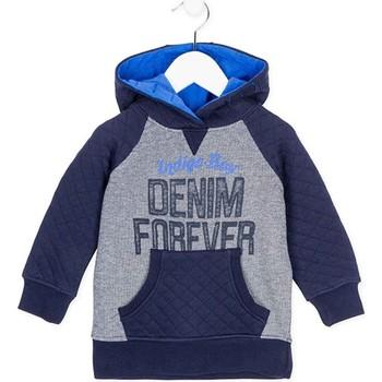 Oblečenie Deti Mikiny Losan 725 6003AC Modrá