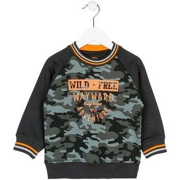 Oblečenie Deti Mikiny Losan 725 6008AC Zelená