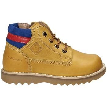 Topánky Deti Polokozačky Balducci CITA052 žltá