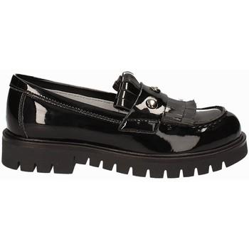 Topánky Deti Mokasíny NeroGiardini A732620F čierna