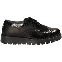 Topánky Deti Derbie Melania ME6158F7I.D čierna