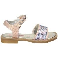Topánky Dievčatá Sandále Asso 55930 Ružová