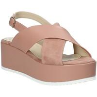 Topánky Ženy Sandále Grace Shoes Z 078 Ružová