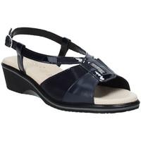 Topánky Ženy Sandále Susimoda 270414-01 Modrá