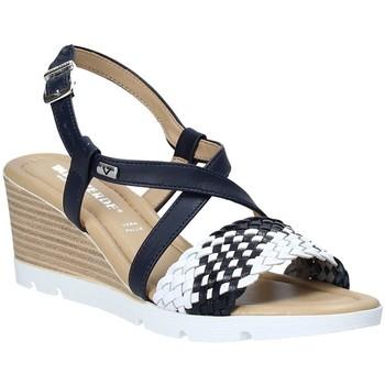 Topánky Ženy Sandále Valleverde 32305 Modrá