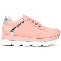 Topánky Ženy Nízke tenisky Café Noir DB171 Ružová