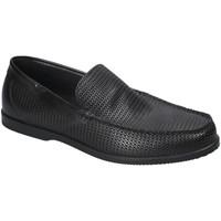 Topánky Muži Mokasíny IgI&CO 3109300 čierna