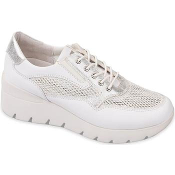 Topánky Ženy Nízke tenisky Valleverde 18252 Biely