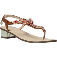 Topánky Ženy Sandále Gold&gold A20 GL540 Oranžová