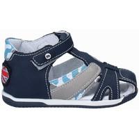 Topánky Deti Sandále Melania ME0809A8E.A Modrá