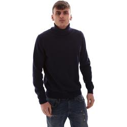 Oblečenie Muži Svetre Antony Morato MMSW00975 YA200055 Modrá