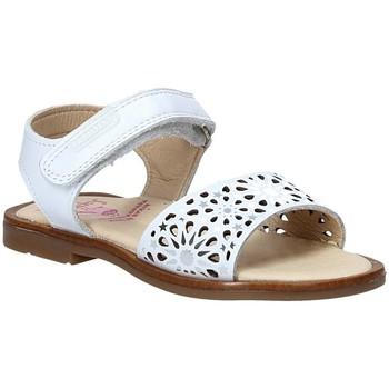 Topánky Dievčatá Sandále Pablosky 0533 Biely