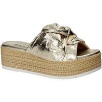 Topánky Ženy Šľapky Pregunta IL02402-CL žltá