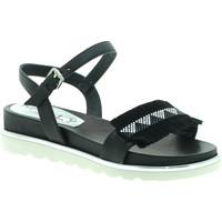 Topánky Ženy Sandále Mally 6260 čierna