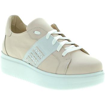 Topánky Ženy Nízke tenisky Exton E04 Ružová