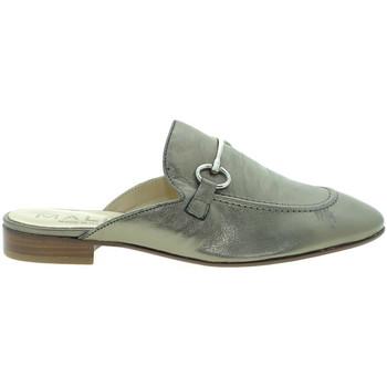 Topánky Ženy Nazuvky Mally 6103 Hnedá