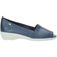 Topánky Ženy Sandále Valleverde 41141 Modrá