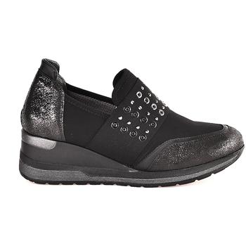 Topánky Ženy Slip-on Melluso R25510 čierna