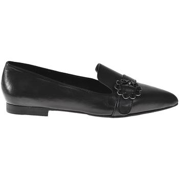 Topánky Ženy Mokasíny Elvio Zanon I3203B čierna