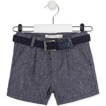 Oblečenie Deti Šortky a bermudy Losan 017-9790AL Modrá