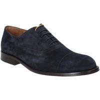 Topánky Muži Derbie Marco Ferretti 140953MF Modrá