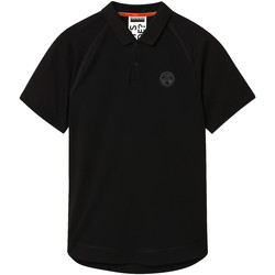 Oblečenie Muži Polokošele s krátkym rukávom Napapijri NP0A4E8Q čierna