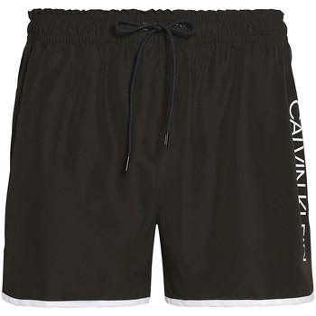 Oblečenie Muži Plavky  Calvin Klein Jeans KM0KM00439 čierna