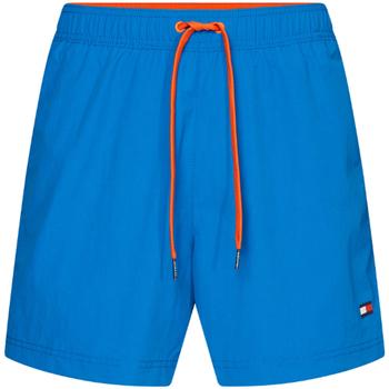 Oblečenie Muži Plavky  Tommy Hilfiger UM0UM01080 Modrá