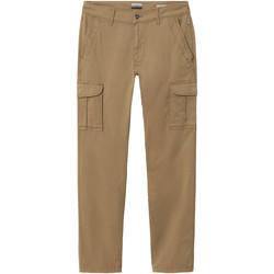 Oblečenie Muži Nohavice Cargo Napapijri NP0A4E31 Hnedá