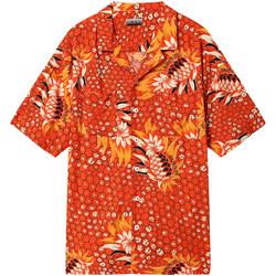 Oblečenie Muži Košele s krátkym rukávom Napapijri NP0A4E81 Červená