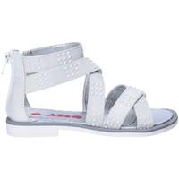 Topánky Dievčatá Sandále Asso 64026 Šedá