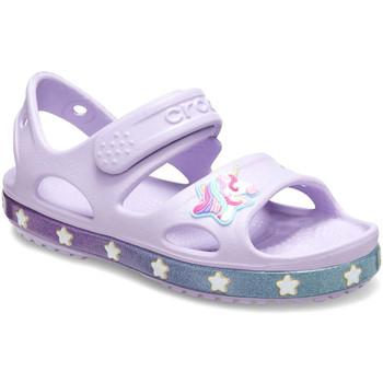 Topánky Deti Sandále Crocs 206366 Ružová
