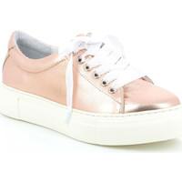 Topánky Ženy Nízke tenisky Grunland SC3880 Ružová