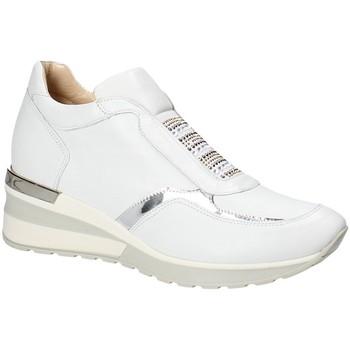 Topánky Ženy Nízke tenisky Exton E07 Biely