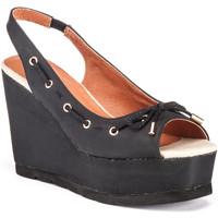 Topánky Ženy Sandále Lumberjack SW57906 002 C01 čierna