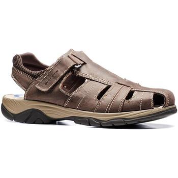 Topánky Muži Sandále Stonefly 108693 Hnedá