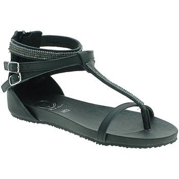 Topánky Ženy Sandále 18+ 6110 čierna