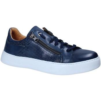 Topánky Muži Nízke tenisky Exton 512 Modrá