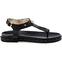 Topánky Ženy Sandále Apepazza JPL06 čierna